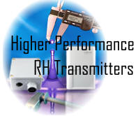 Higher Performance RH Transmitters