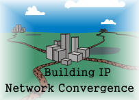 Building IP Network Convergence