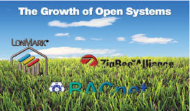 The Growth of Open Systems