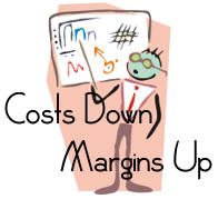 Costs Down, Margins Up